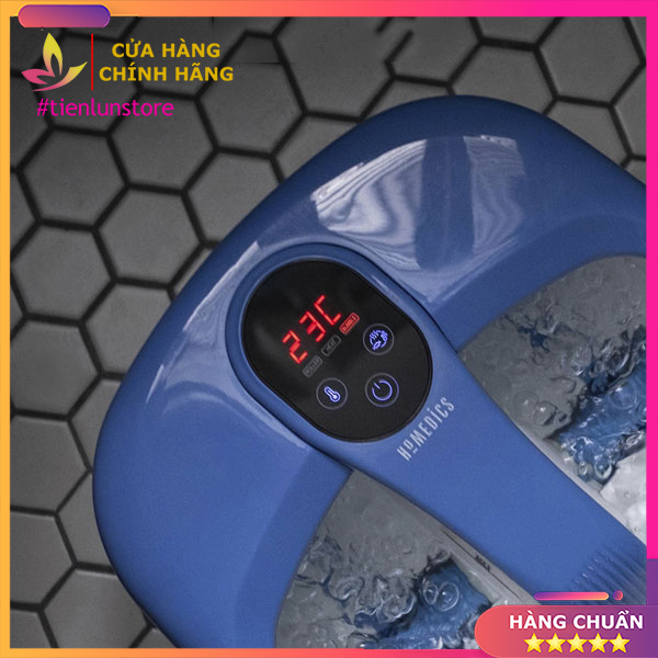 Bồn ngâm chân HoMedics Luxury Foot Spa FM-90