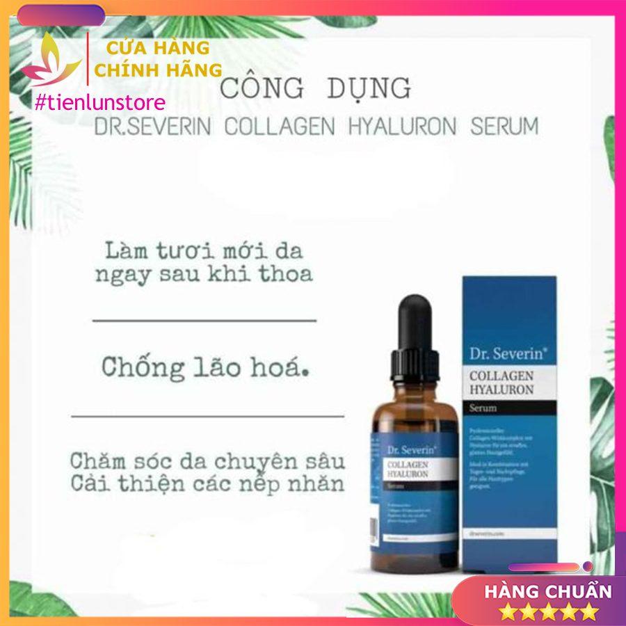 Tinh chất Dr. Severin Collagen Hyaluron