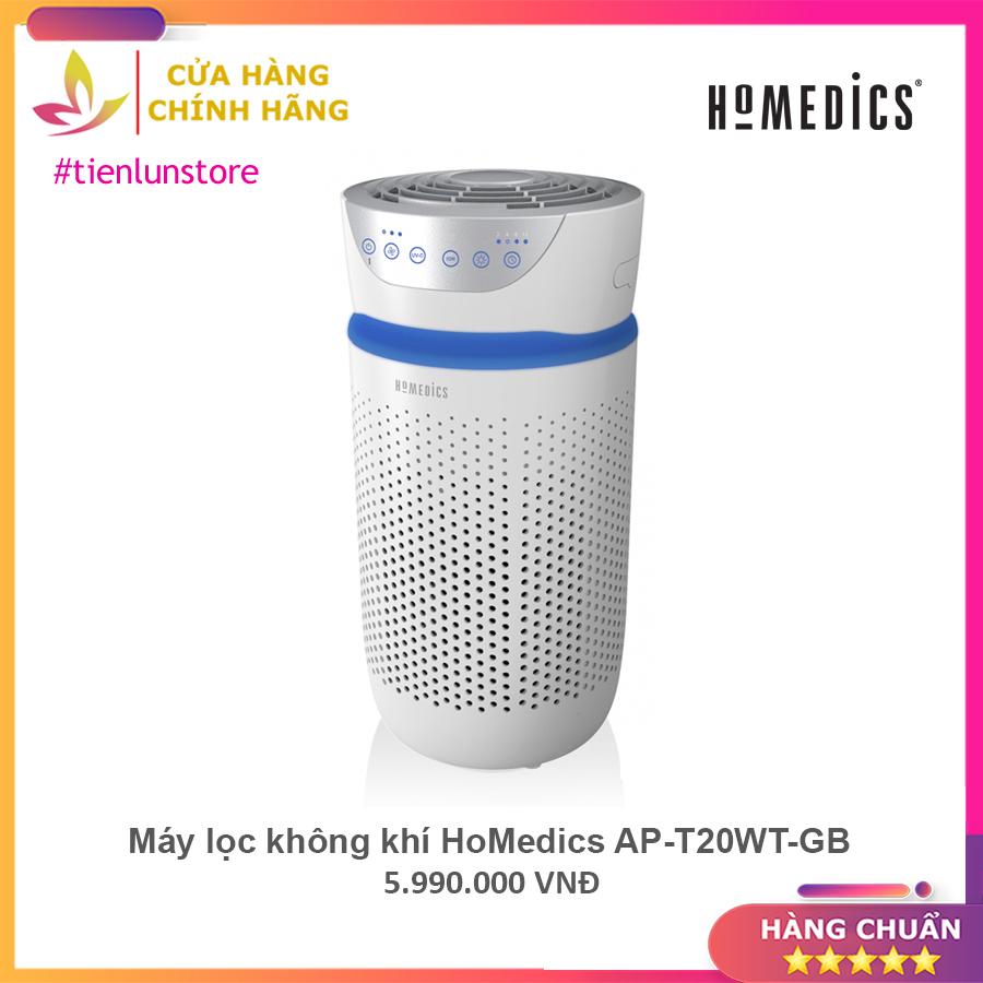 Máy lọc không khí HoMedics AP-T20WT-GB