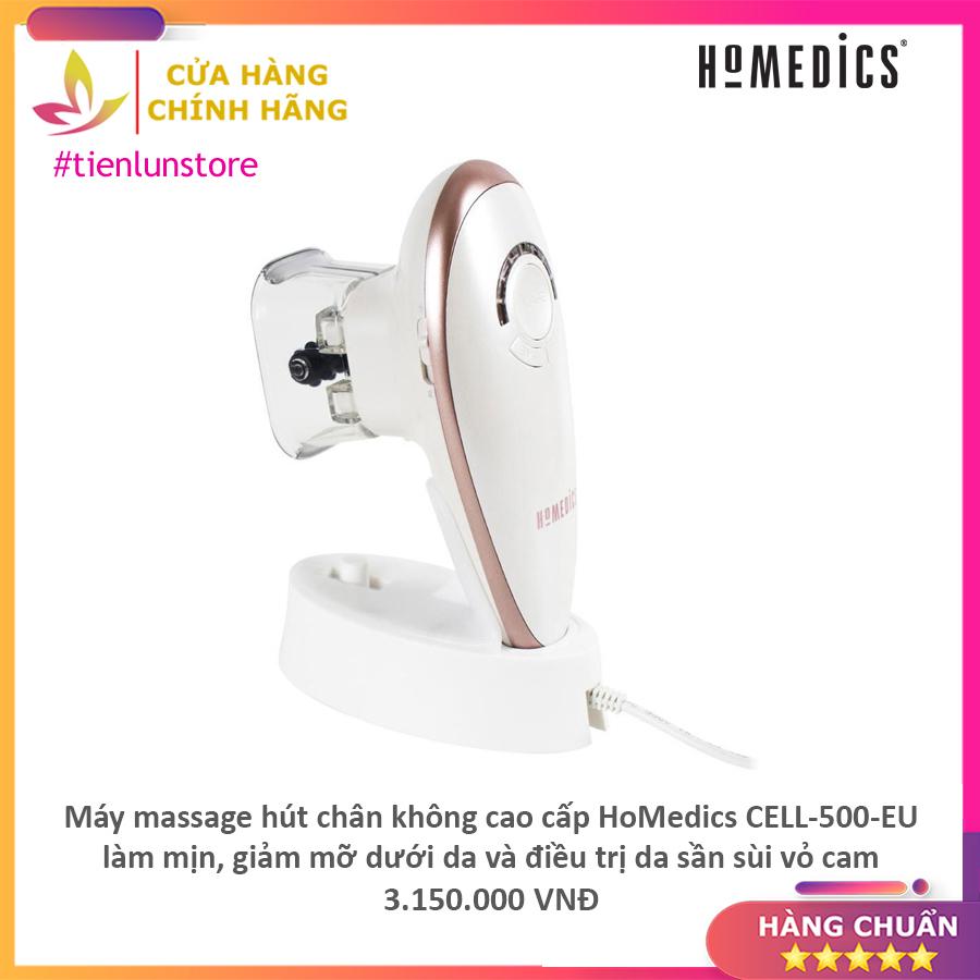 Máy massage cao cấp USA HoMedics CELL-500-EU