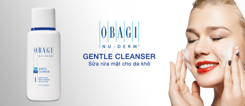 Obagi Nuderm Gentle Cleanse