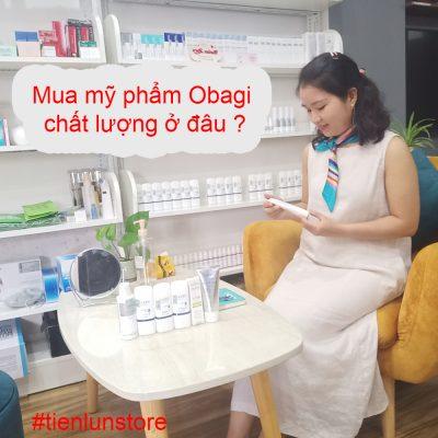 Mua mỹ phẩm Obagi chính hãng ở đâu chất lượng